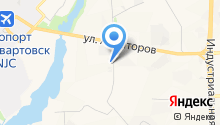 Авто-НВ на карте