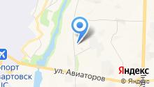 Агентство бухгалтерских и аудиторских услуг на карте