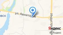 KIA Центр Нижневартовск на карте