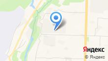 СКАТ-Югра на карте