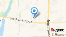 АВиР на карте