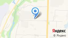Автобит на карте