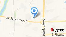 Тойота Центр Нижневартовск на карте