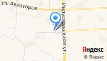 Российский инструмент на карте