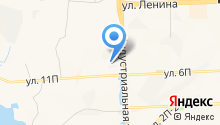 Avtoline на карте