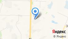 У Лиды на карте