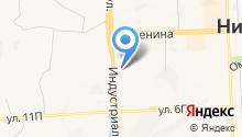 Нижневартовский завод по ремонту автомобилей на карте