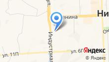 Автошинснаб-Югра на карте