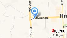 НижневартовскАСУнефть, ПАО на карте