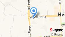НВ-АСУпроект на карте