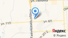 АвтоГрант на карте
