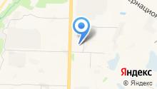 *автобуссервискомплект* на карте