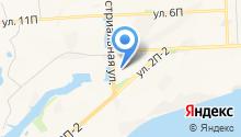 АЗС ГазКапитал на карте