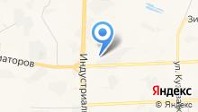 Авто-М на карте
