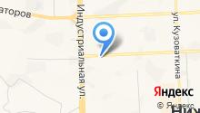 АБС грузотакси на карте