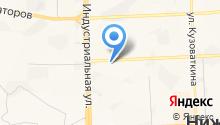 Автомагазин стартеров и генераторов на карте