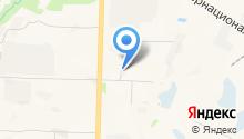 Кароса-Центр на карте