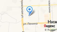Бест на карте