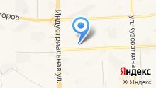 Центр по регулировке развал-схождения на карте