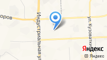 МеталлНВ на карте