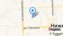 Север-МОТО на карте
