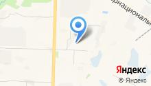 ТехАвтоРесурс на карте