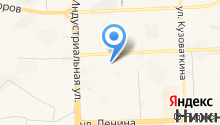 Kosmika на карте