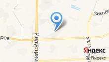 Центртрак на карте