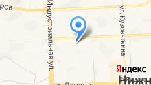 А-Линза на карте
