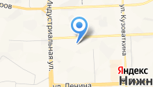 Jeans street на карте