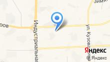 «Градиент» на карте