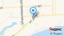 АЗС Окис-С на карте