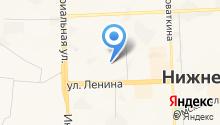 Автостекольная станция на карте