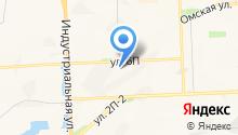 СТО на карте