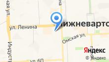 Melior на карте