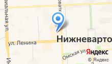 INCITY на карте