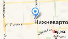 Lorrendo на карте
