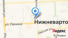 Strecoza на карте