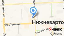 Адвокат Кошкарова Л.Н. на карте