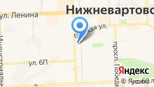 Автоюрист Автоэксперт Нижневартовск тел.553-722 - Автоюрист на карте
