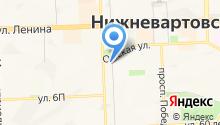 АвтоДуш на карте