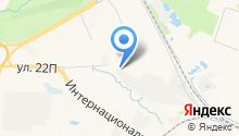 Штрафстоянка на карте