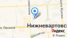 Ажур-Актив на карте