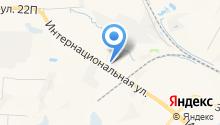 Автотон на карте