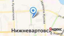 Estel на карте