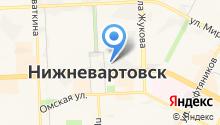 Нижневартовский краеведческий музей им. Т.Д. Шуваева на карте