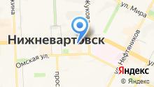 АВИАРЕЗЕРВ - Авиакасса на карте
