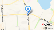 LikePhoto на карте