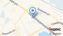 Айфон+ на карте