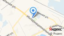Центр общественного доступа на карте